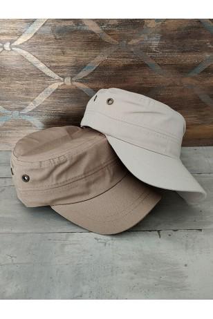 Fidel Castro Bej ve Kum Beji Unisex Şapka