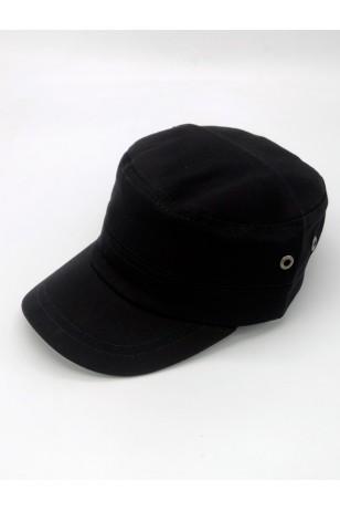 Siyah Fidel Castro Unisex Şapka