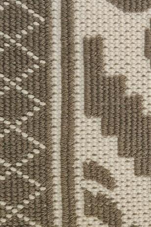 Bukle Kabartma Dokulu Kilim 80x140cm